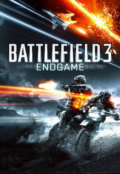 Battlefield 3: End Game (DLC) Origin Key GLOBAL