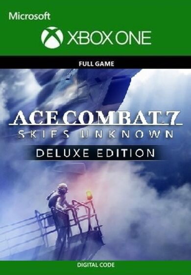 Ace Combat 7 Skies Unknown Deluxe Edition Xbox One