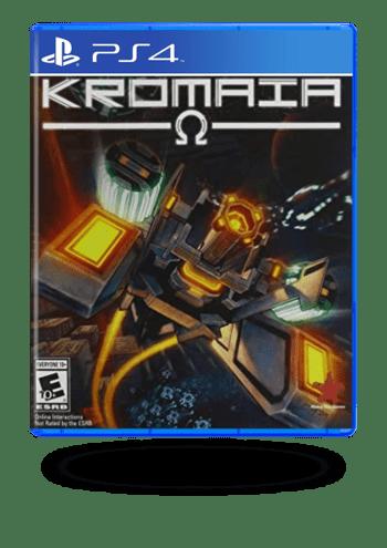 Kromaia PlayStation 4