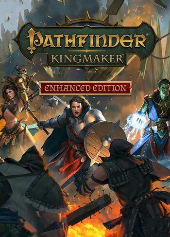Pathfinder: Kingmaker - Enhanced Plus Edition Steam Key GLOBAL