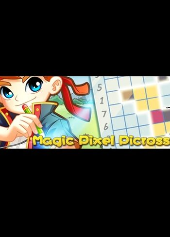 Magic Pixel Picross Steam Key GLOBAL