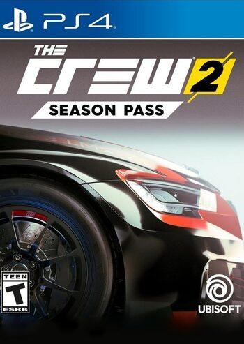 The Crew 2 - Season Pass (DLC) (PS4) PSN Key EUROPE