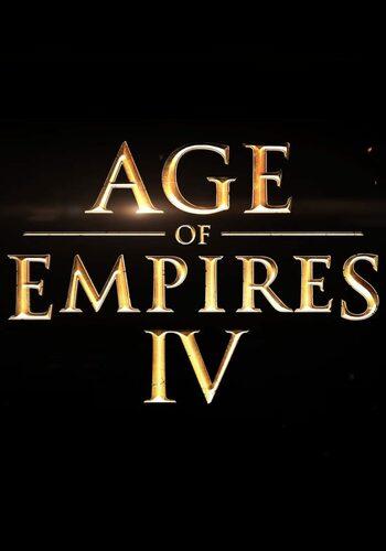 Age of Empires IV Código de Steam EUROPE