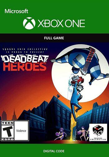 Deadbeat Heroes  (Xbox One) Xbox Live Key GLOBAL