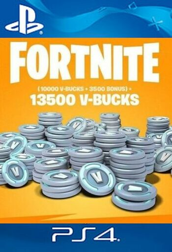 Fortnite - 13500 V-Bucks Gift Card (PSN) Key ITALY