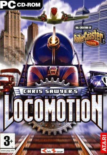 Chris Sawyer's Locomotion GOG.com Key GLOBAL
