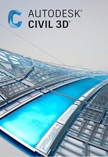 Autodesk Civil 3D: Project Explorer 2022 (Windows) 1 Device 1 Year Key GLOBAL