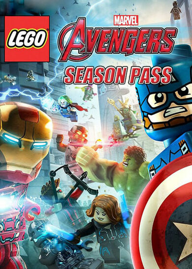 LEGO: Marvel's Avengers - Season Pass (DLC) Steam Key GLOBAL