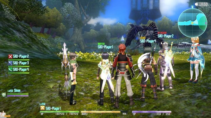 Sword Art Online Re: Hollow Fragment Steam Key GLOBAL фото