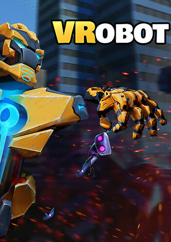 VRobot Steam Key GLOBAL