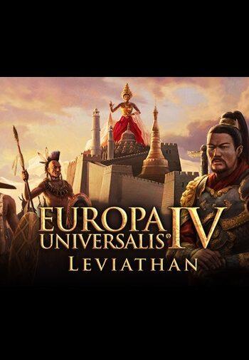 Europa Universalis IV: Leviathan (DLC) Steam Key GLOBAL