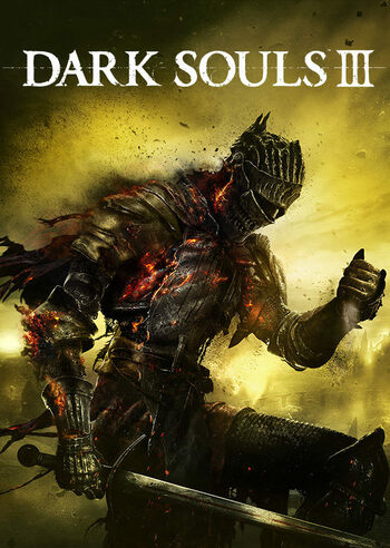 Dark Souls 3 Steam Clave GLOBAL