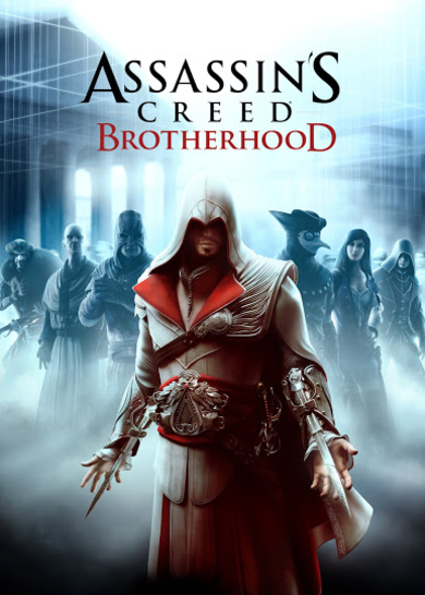 Assassin's Creed Brotherhood Uplay Key GLOBAL