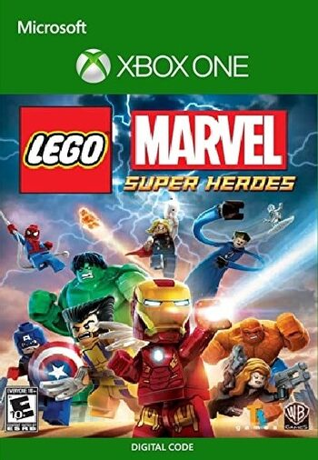 LEGO: Marvel Super Heroes (Xbox One) Xbox Live Key UNITED STATES