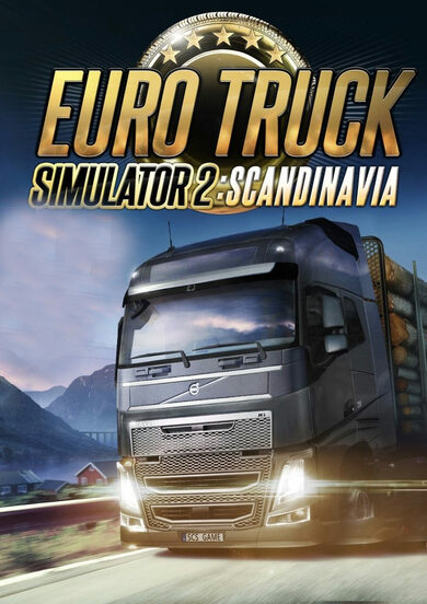 Euro Truck Simulator 2 - Scandinavia (DLC) Steam Key GLOBAL