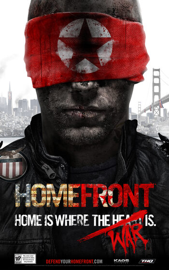 Homefront - Exclusive Multiplayer Shotgun (DLC) Steam Key GLOBAL