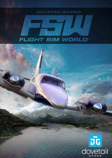 Dovetail Games Flight School + Flight Sim World Steam Key GLOBAL