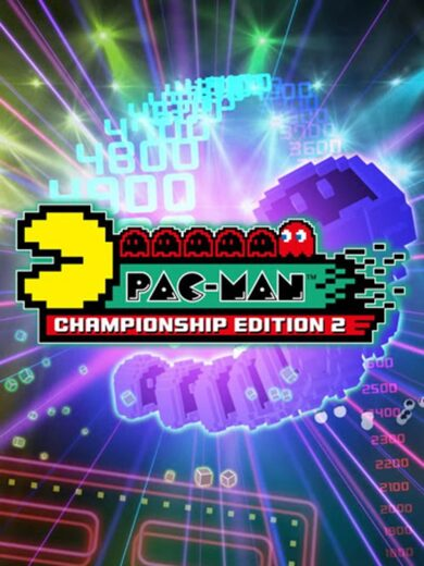 Pac-Man Championship Edition 2 Steam Key GLOBAL