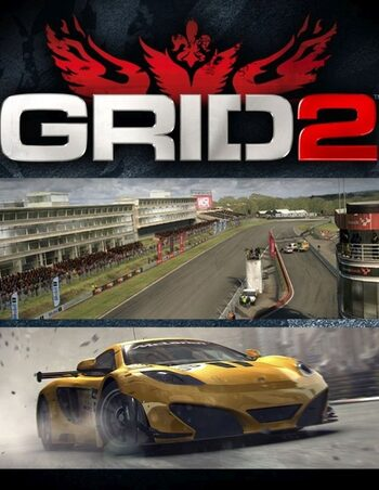 GRID 2 - McLaren Racing Pack (DLC) Steam Key GLOBAL