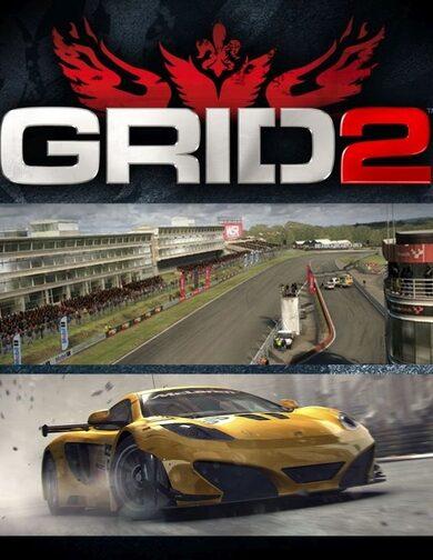 GRID 2 - McLaren Racing Pack (DLC) Steam Key GLOBAL