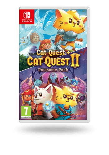 Cat Quest & Cat Quest II Pawsome Pack Nintendo Switch