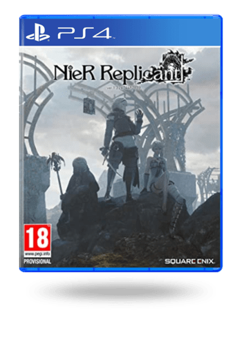 NieR Replicant v1.22474487139 PlayStation 4