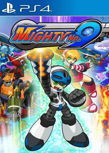 Mighty No. 9 - Ray Expansion + Retro Hero Beck (DLC) (PS4) PSN Key UNITED STATES