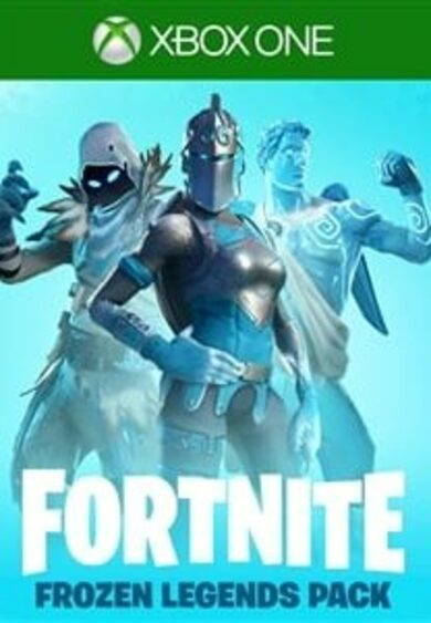 Fortnite - Frozen Legends Pack (DLC) (Xbox One) Xbox Live Key EUROPE