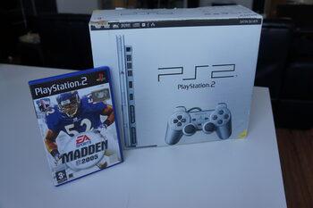 PS2 + žaidimas
