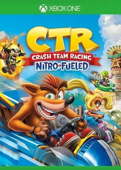 Crash Team Racing Nitro-Fueled (Xbox One) Xbox Live Key EUROPE