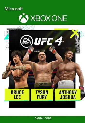 UFC 4 - Fighter Bundle (DLC) XBOX LIVE Key EUROPE