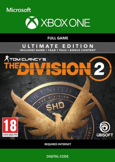 Tom Clancy's The Division 2 Ultimate Edition (Xbox One) Xbox Live Key GLOBAL