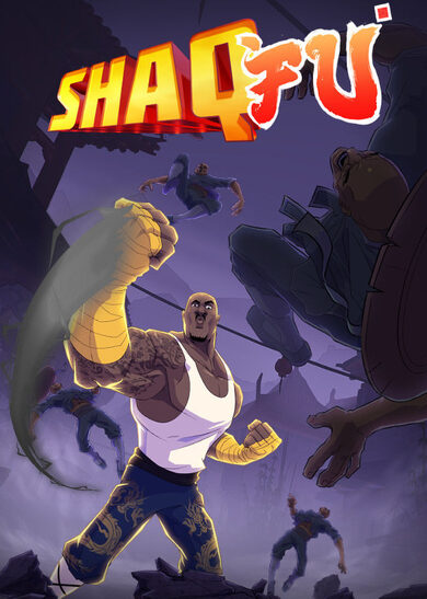 Shaq Fu: A Legend Reborn Steam Key GLOBAL