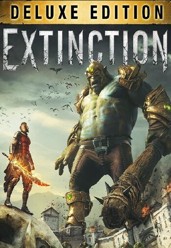 Extinction Deluxe Edition Steam Key GLOBAL