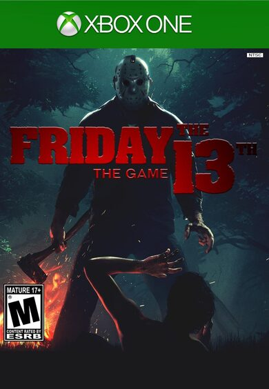 Friday the 13th: The Game (Xbox One) Xbox Live Key UNITED STATES