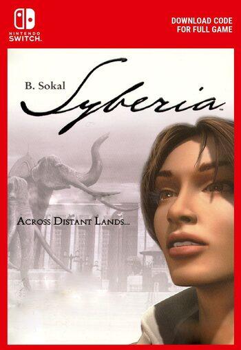 Syberia (Nintendo Switch) eShop Key EUROPE