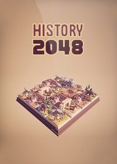History2048 - 3D Puzzle Number Game Steam Key GLOBAL