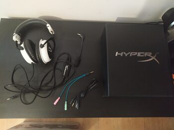Hyperx cloud Auriculares gaming