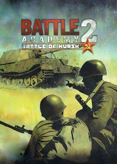 Battle Academy 2 - Battle of Kursk (DLC) Steam Key GLOBAL