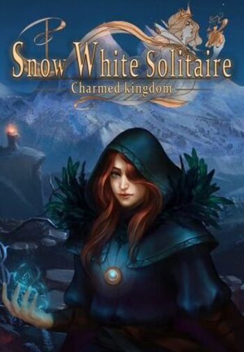 Snow White Solitaire. Charmed Kingdom Steam Key GLOBAL