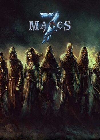 7 Mages Steam Key GLOBAL