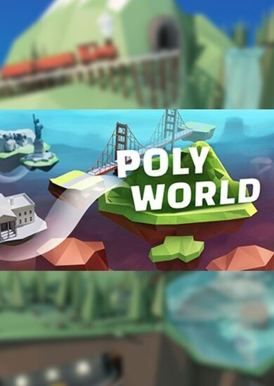 Poly World Steam Key GLOBAL