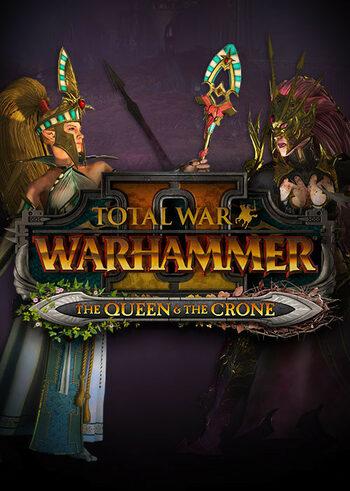 Total War: Warhammer II - The Queen & The Crone (DLC) Steam Key EUROPE