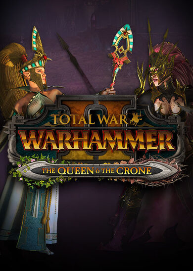 Total War: WARHAMMER II - The Queen & The Crone (DLC) Steam Key GLOBAL
