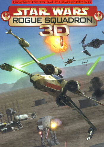Star Wars: Rogue Squadron 3D Steam Key EUROPE