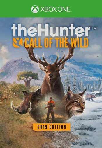 theHunter Call of the Wild (2019 Edition) XBOX LIVE Key UNITED STATES