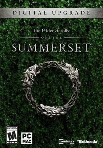 The Elder Scrolls Online: Summerset (Upgrade Edition) Official Website Key GLOBAL