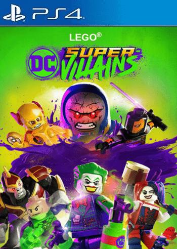 LEGO DC Super-Villains (PS4) PSN Key UNITED STATES