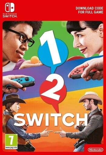 1-2 Switch (Nintendo Switch) eShop Key EUROPE