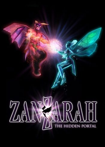 Zanzarah: The Hidden Portal Steam Key GLOBAL